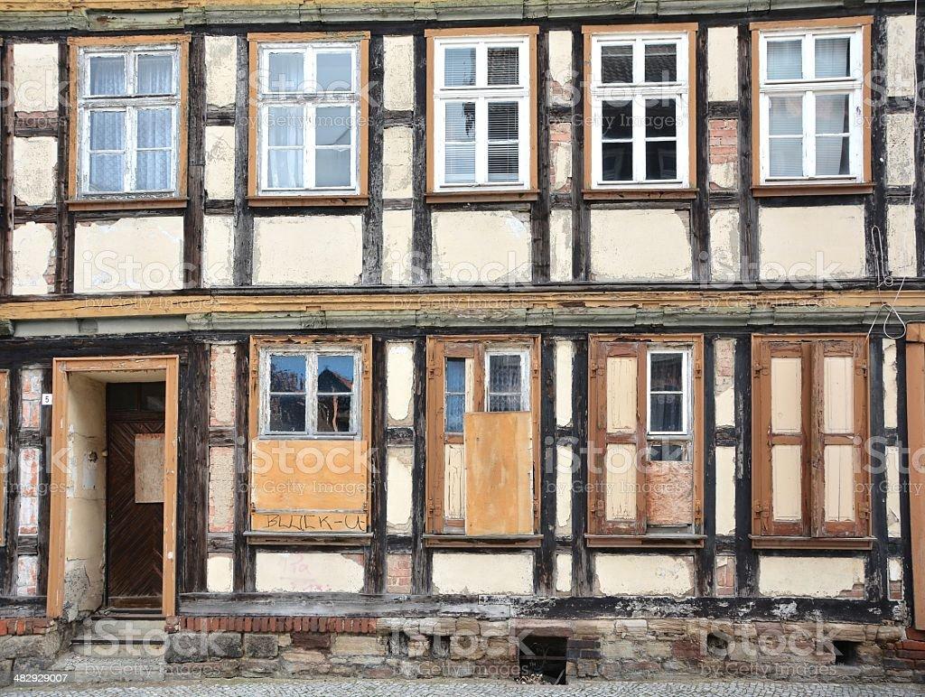 Wernigerode - foto de acervo
