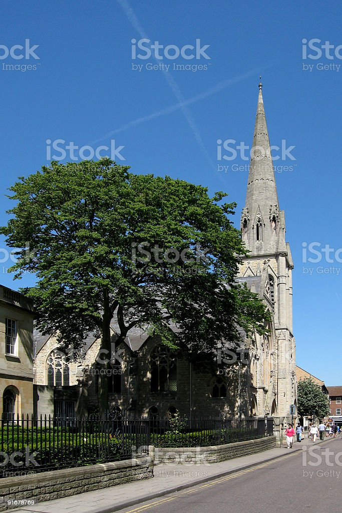 Wesley memorial church-Oxford - Photo