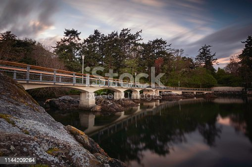 West Bay walkway located in Esquimalt.