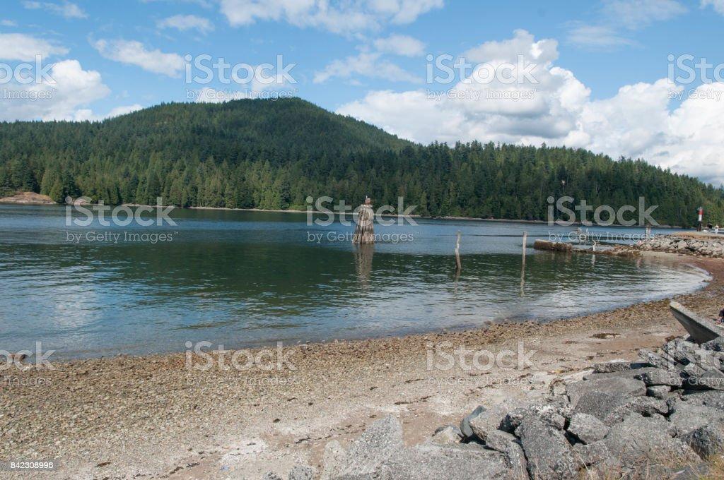 West Coast stock photo