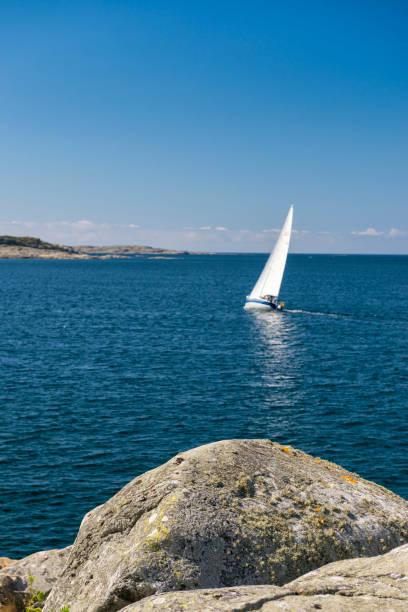 west coast sailing - bohuslän nature bildbanksfoton och bilder