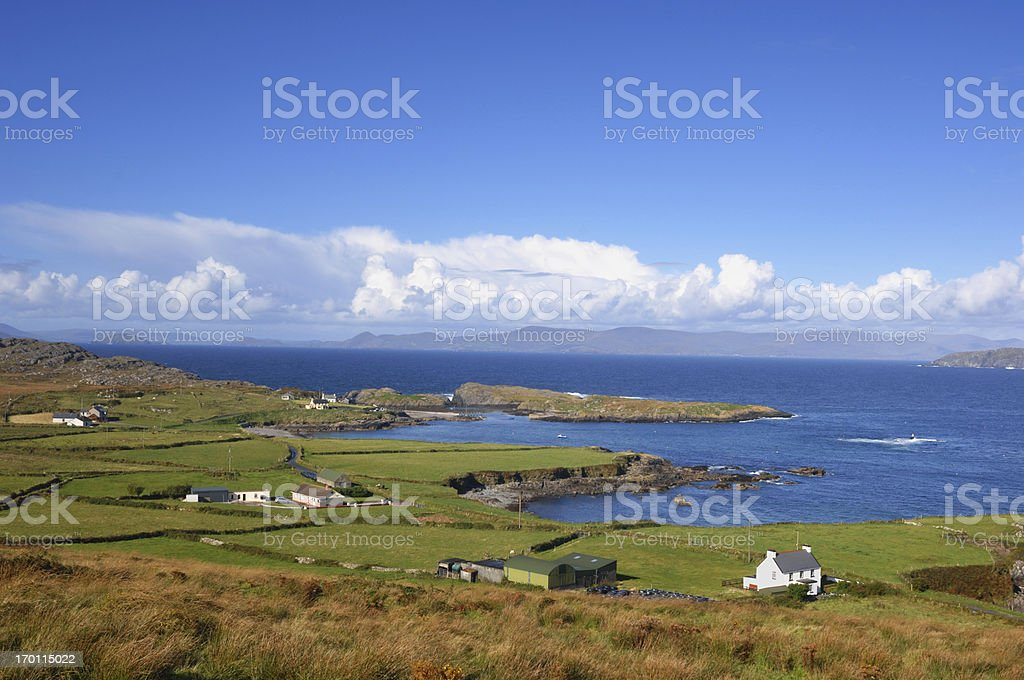 West Cork stock photo