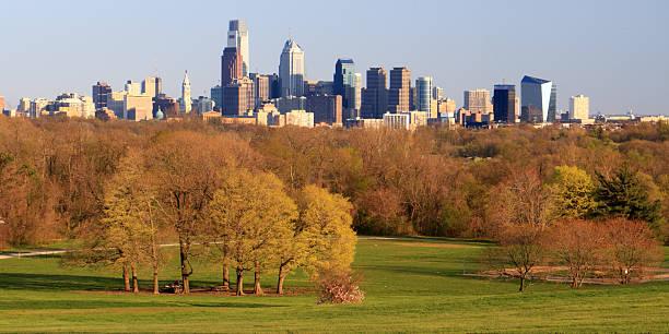 West Fairmont park of Philadelphia