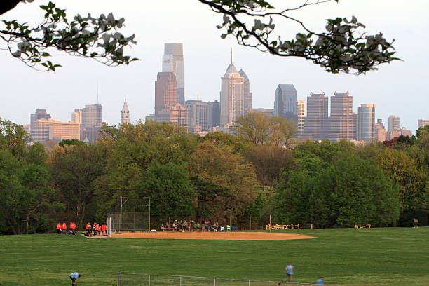 West Fairmont Park - Philadelphia