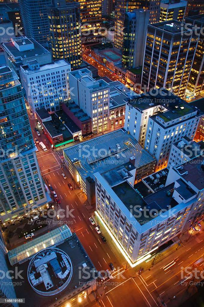 West Hastings royalty-free stock photo