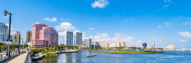 West Palm Beach, Florida (US) stock photo