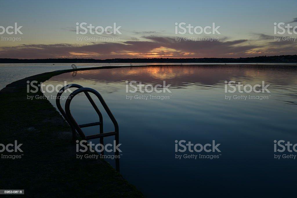 West Park, Jersey, U.K. royalty-free stock photo