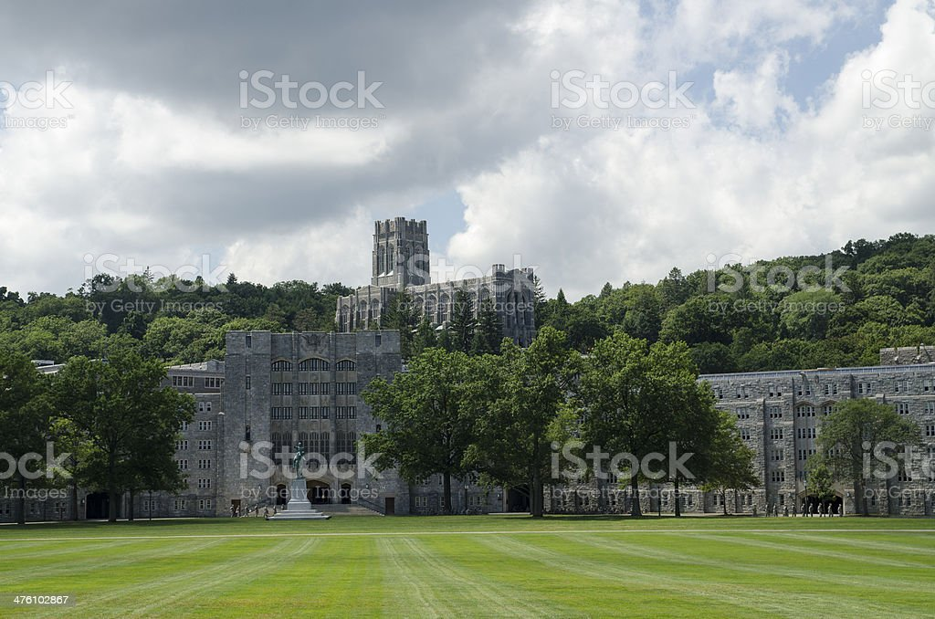West Point Campus - foto de stock