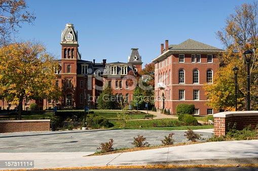 West Virginia University, Morgantown Campus