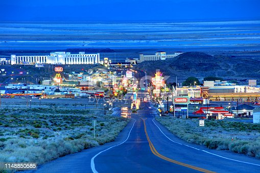 West Wendover is a small city in Elko County, Nevada, United States. West Wendover has thrived under a lucrative gambling industry in Nevada