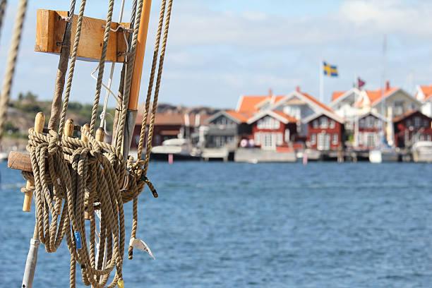 Westcoast of Sweden; Gothenburg stock photo