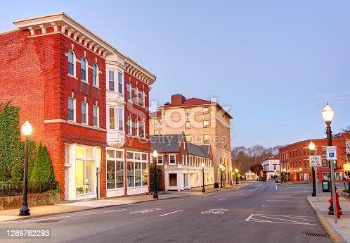 istock Westerly, Rhode Island 1289782293