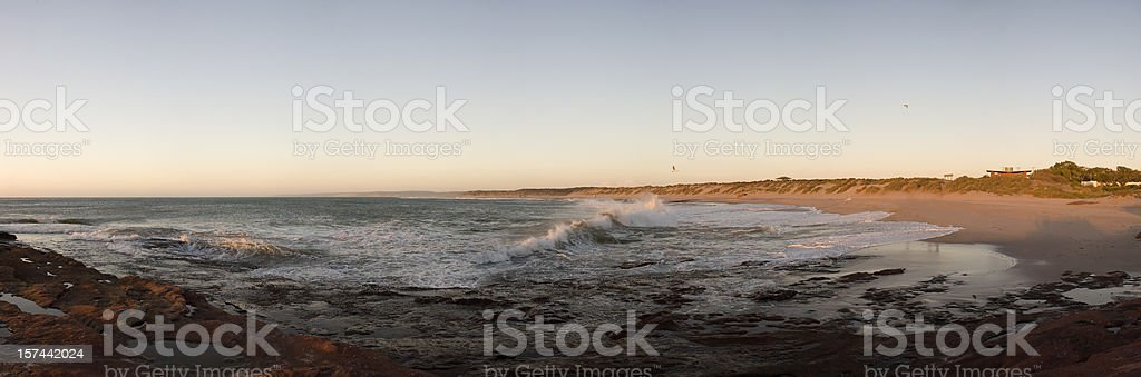 western australia coastline royalty-free stock photo