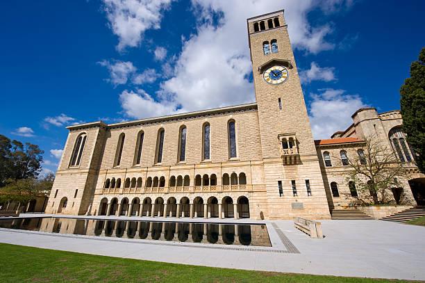 westliche australische Universität Perth – Foto