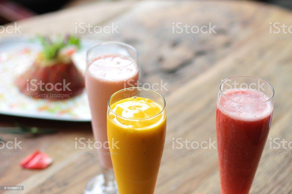 Western food drink stock photo