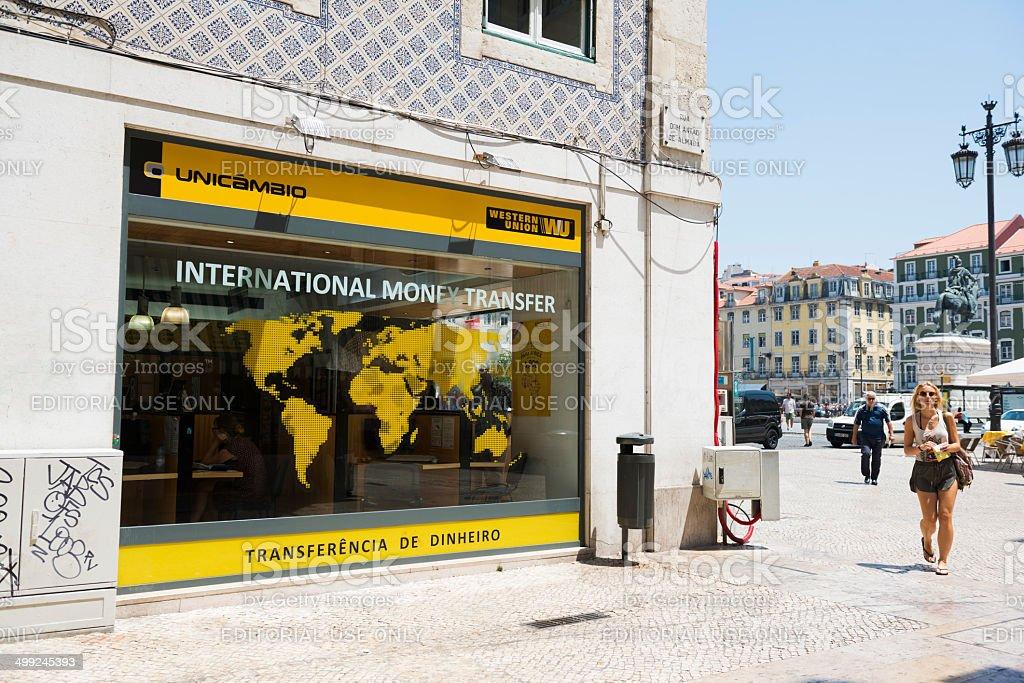 Western Union in Lisbon