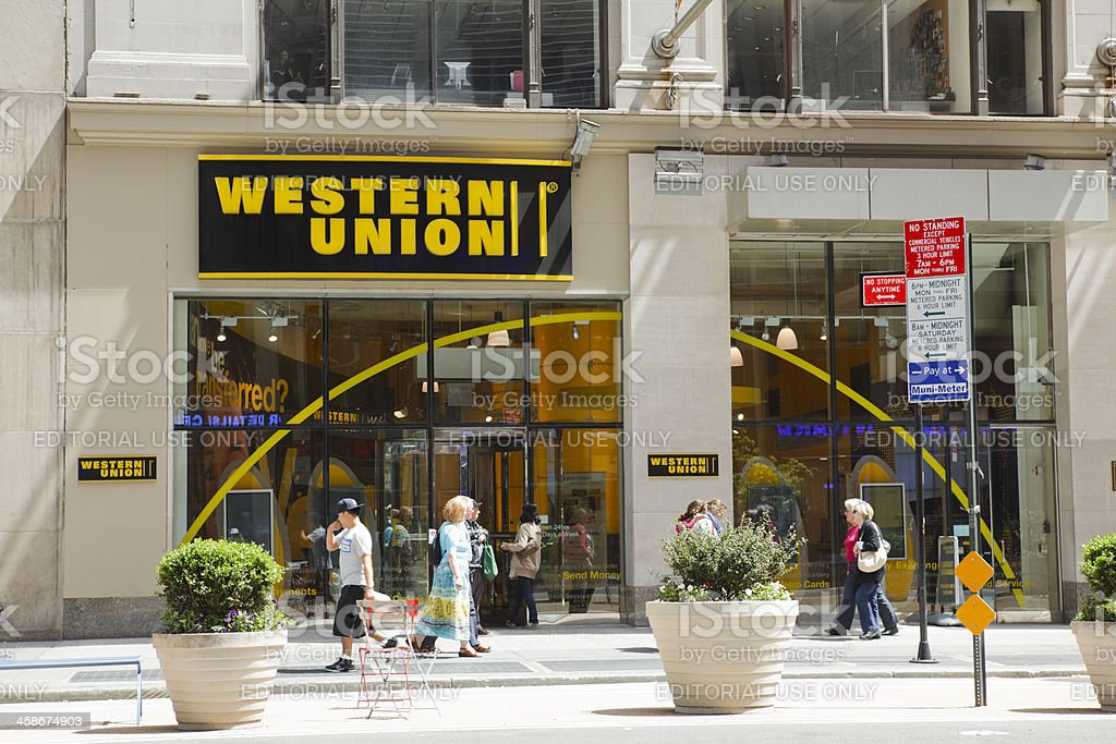 Western Union Store New York City