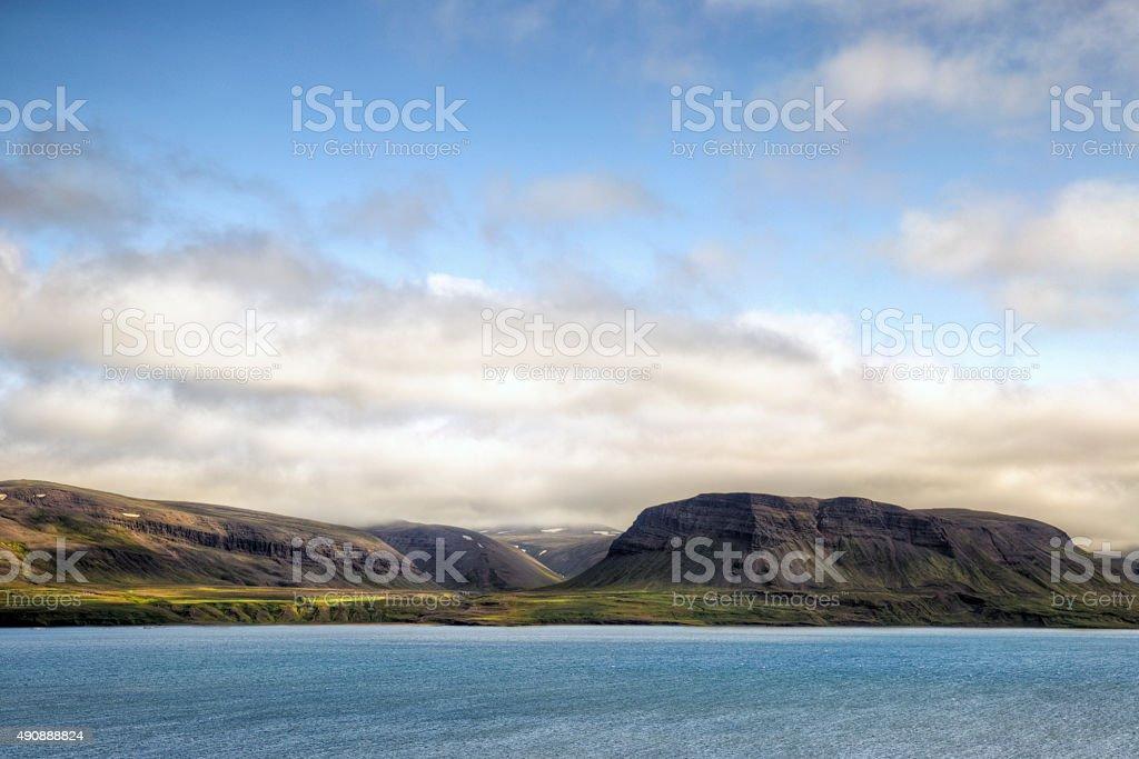 Westfjorde in Island – Foto