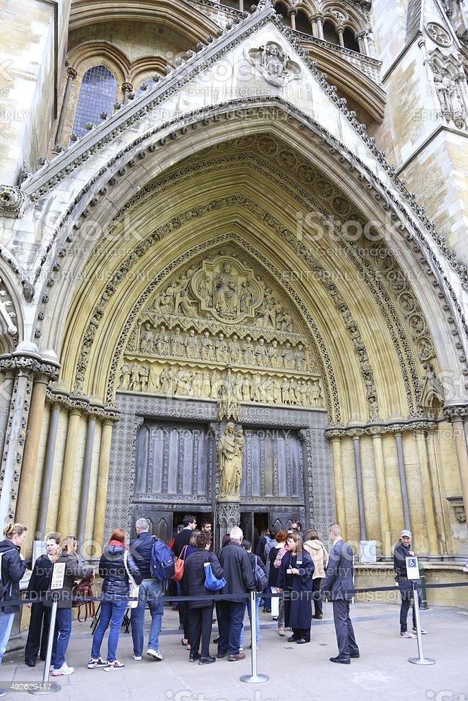 Westinster Abbey. – Foto
