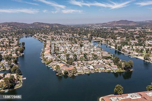 istock Westlake Village aerial image 1338729480