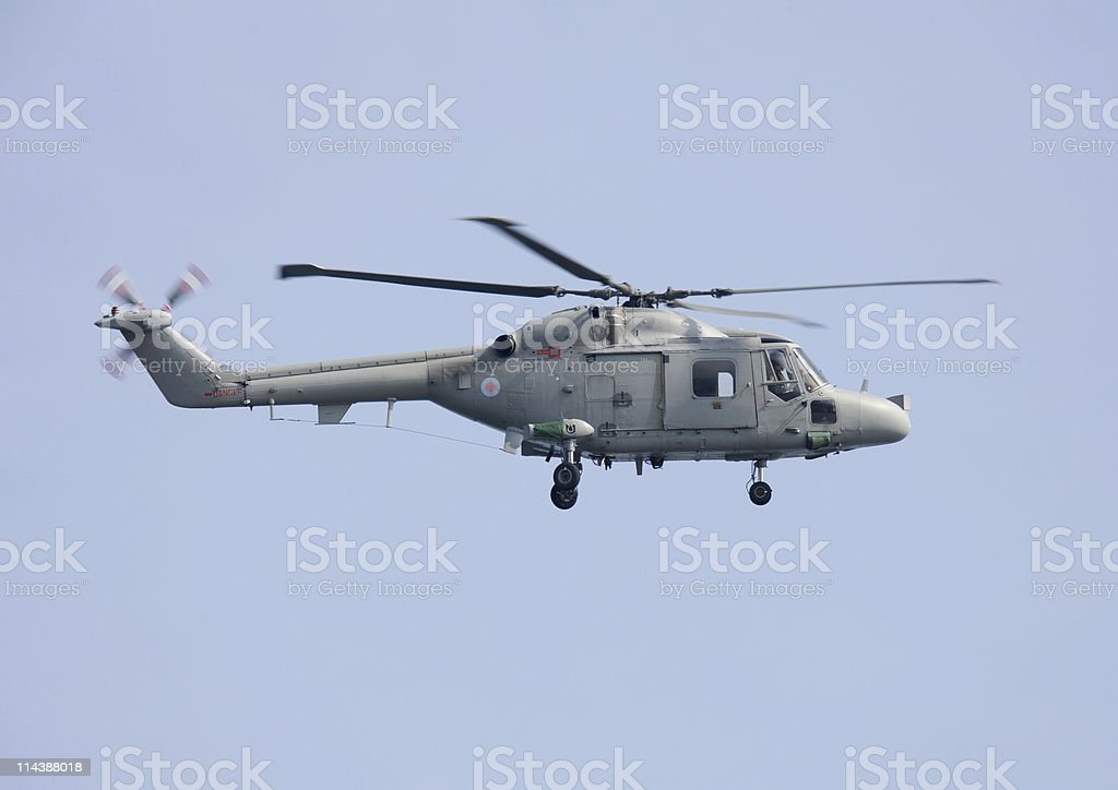 Westland Lynx stock photo