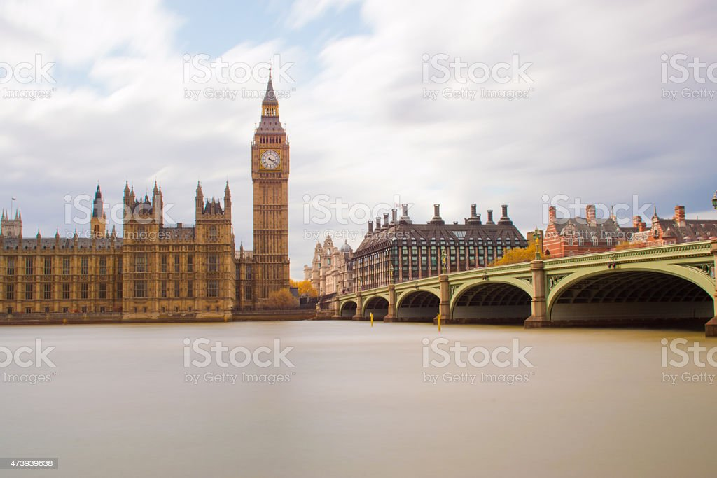 Westminister stock photo