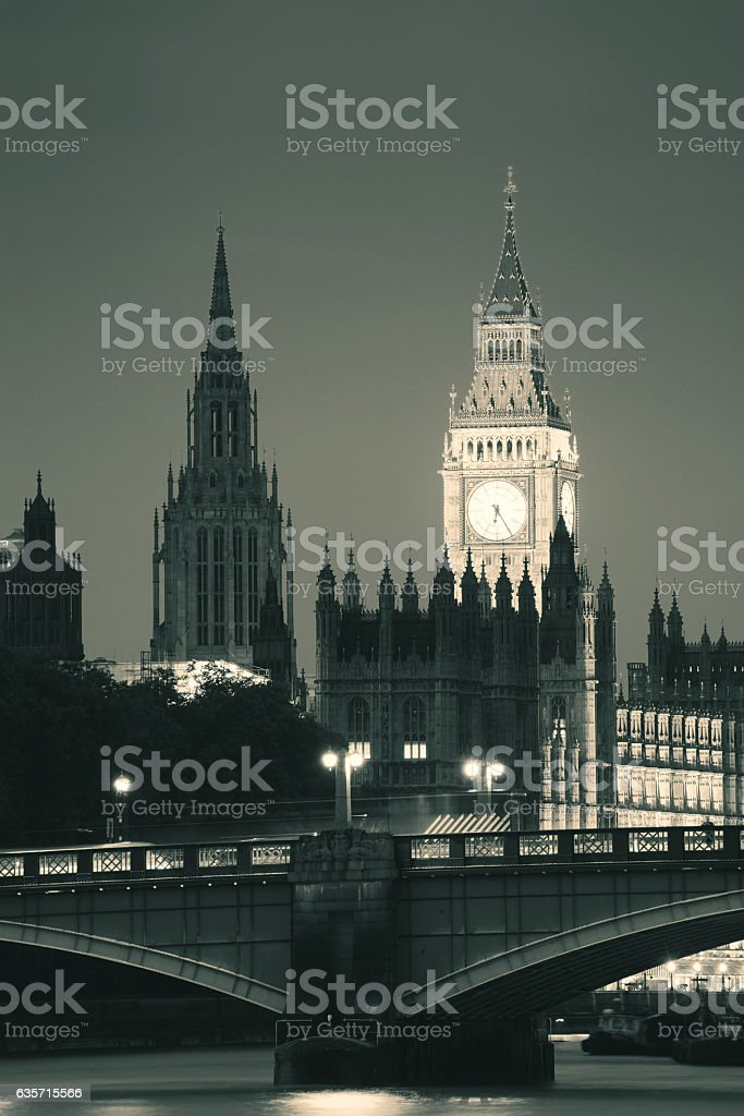 Westminster royalty-free stock photo