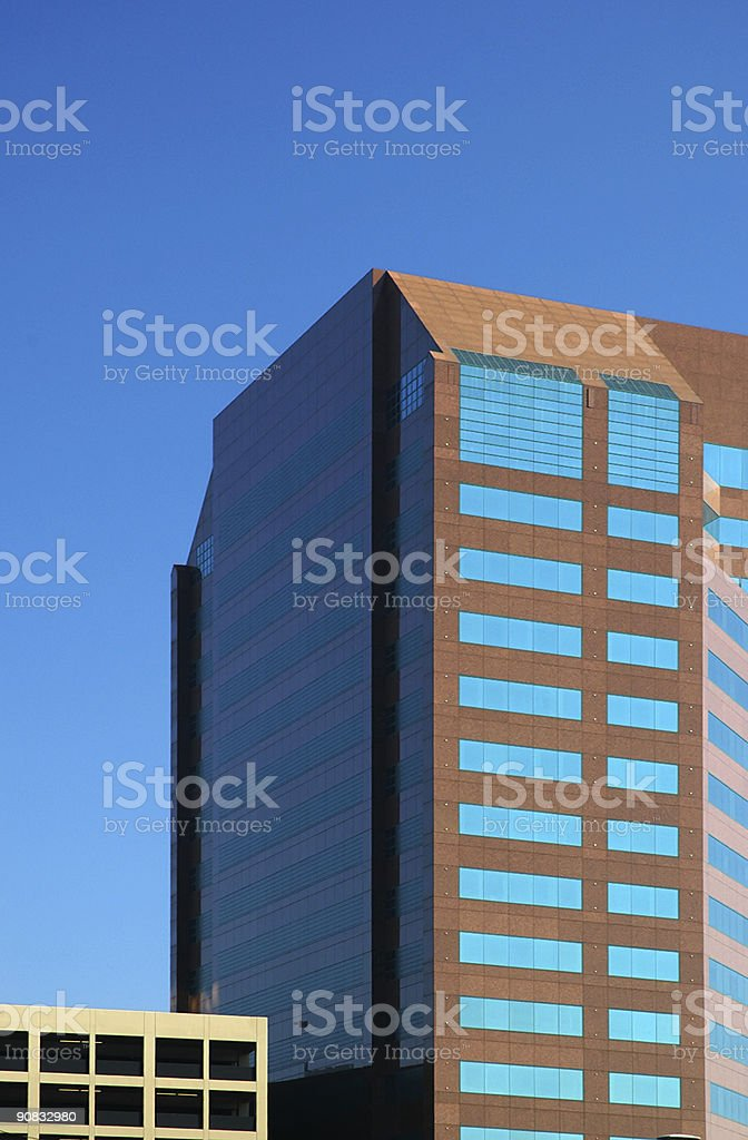westwood office building stock photo
