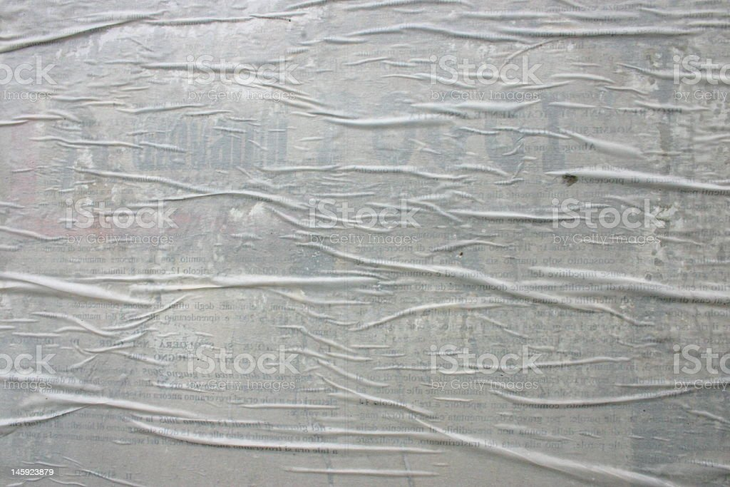 Wet Paper Grunge Background stock photo