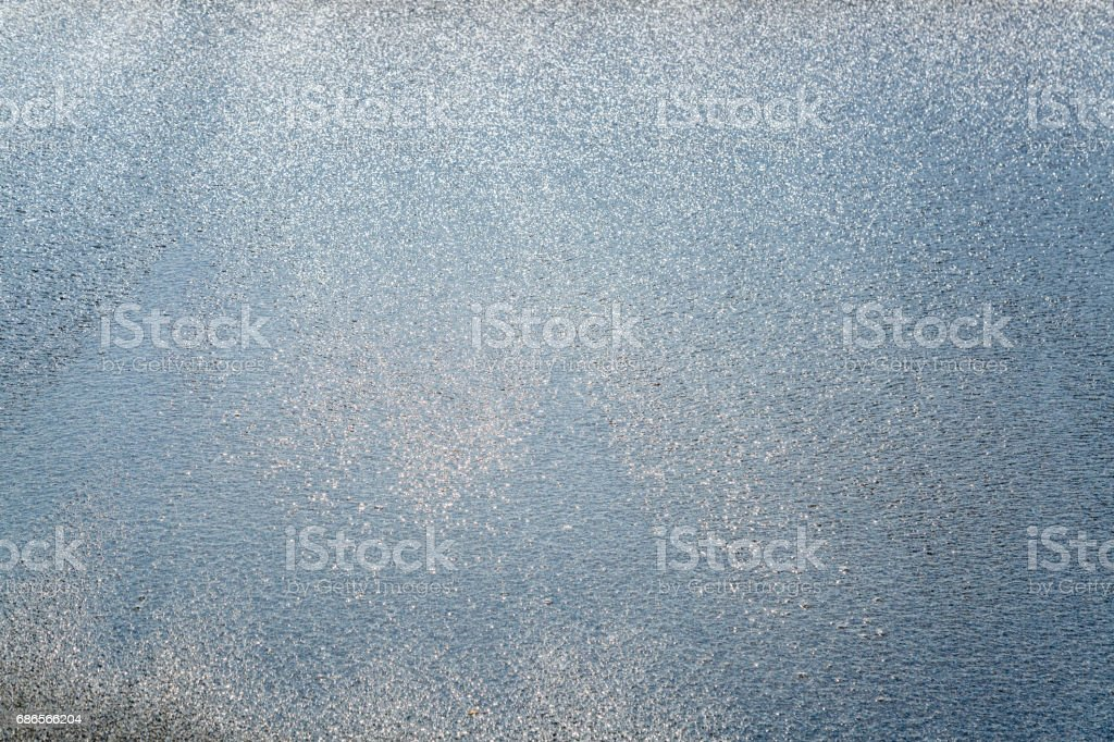 Wet pebbles on the sea. Beautiful background. royalty-free stock photo