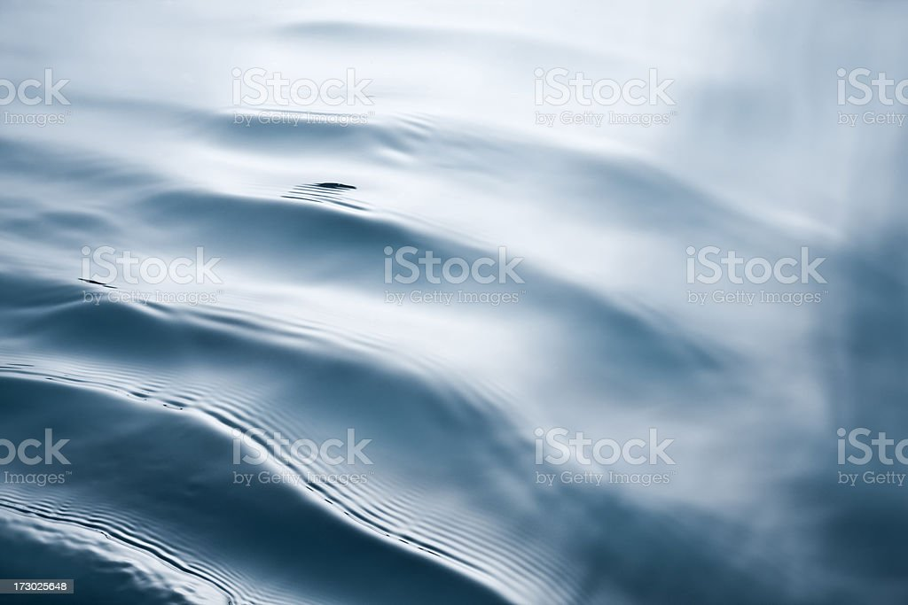 Wet water royalty-free stock photo