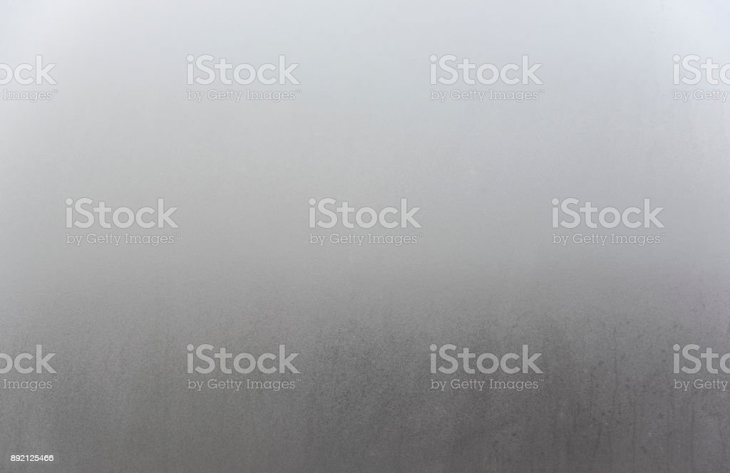 Wet window, condensation on window glass royalty-free stock photo