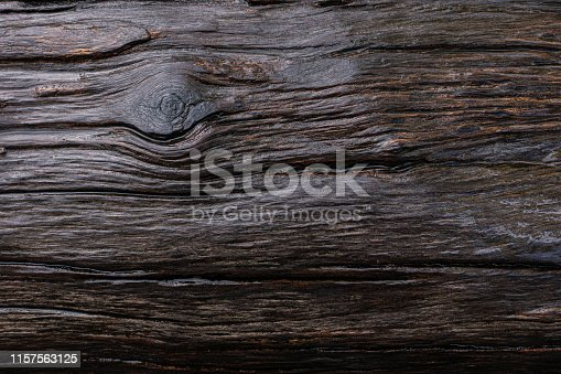 A wet wood line pattern with wood eye that look magical and sacred texture background