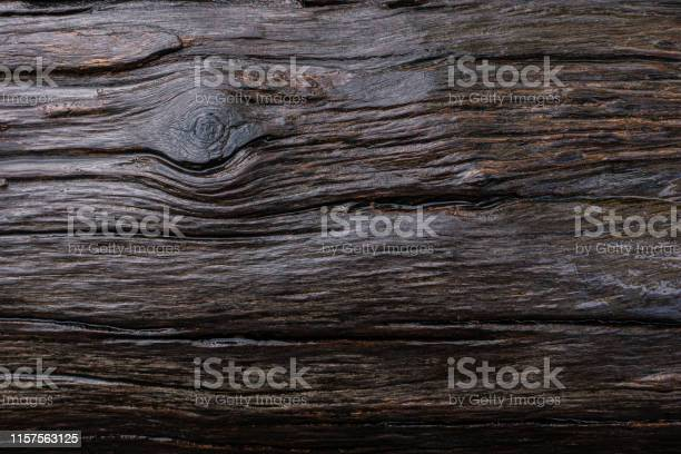 Photo of A wet wood line pattern with wood eye that look magical and sacred texture