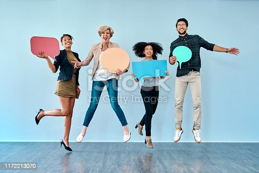 1048561866istockphoto We've got exciting news for you! 1172213070