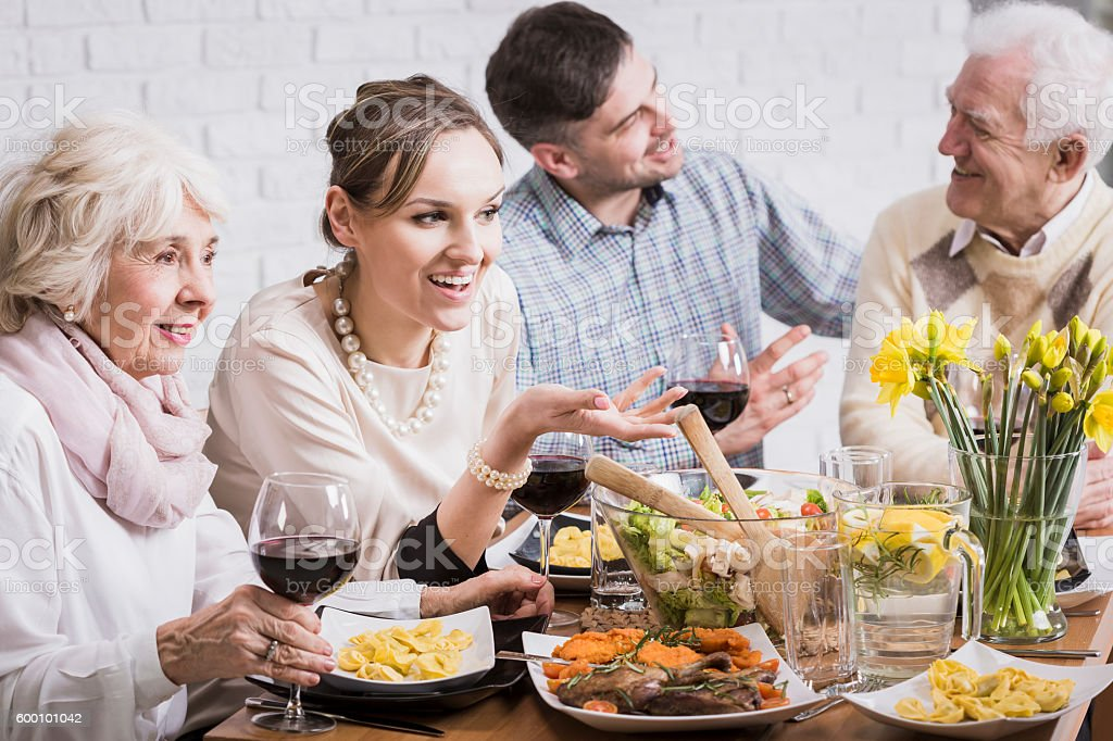 We've got so much to say to each other... stock photo