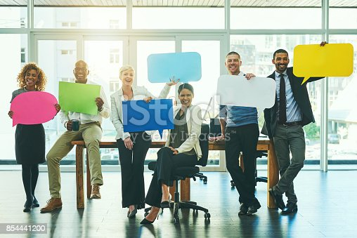 istock We've got some exciting news for you 854441200