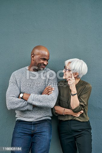 1166905017 istock photo We've got the same thing in mind 1166905184