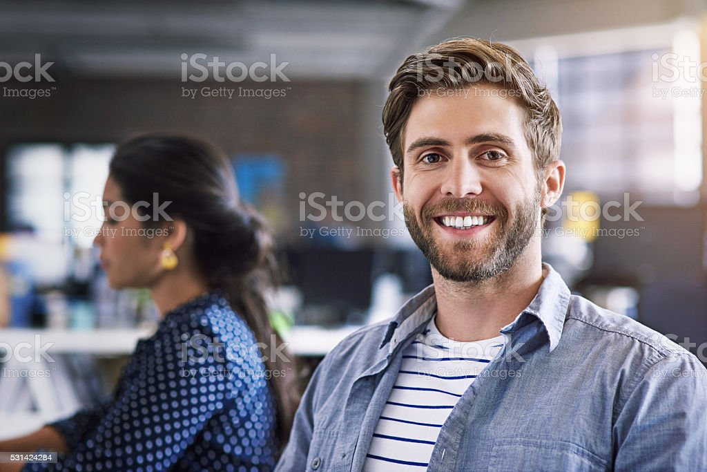 We've got what it takes stock photo