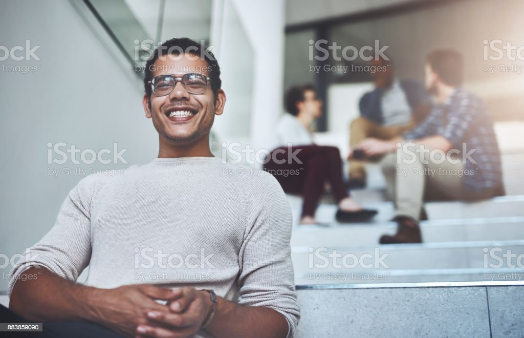 We've taken some exciting steps as a company stock photo