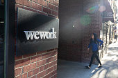 istock WeWork co-working space - NYC 1183391355