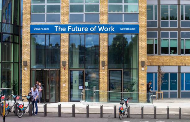 韋工作辦公室 都柏林 愛爾蘭 - 虛擬辦公室 個照片及圖片檔