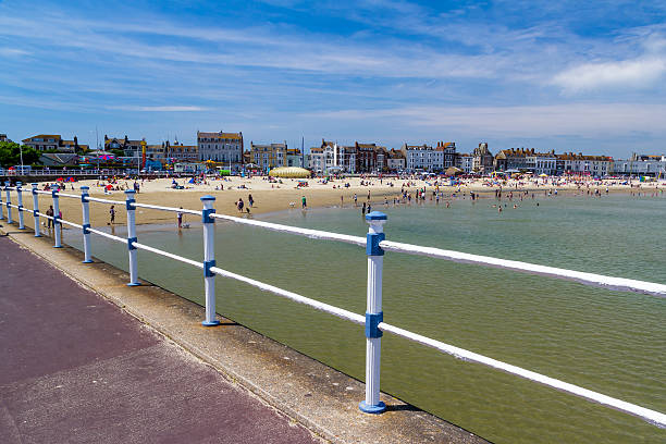 weymouth dorset - weymouth stock photos and pictures