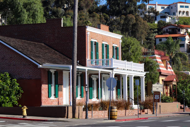 Whaley House stock photo