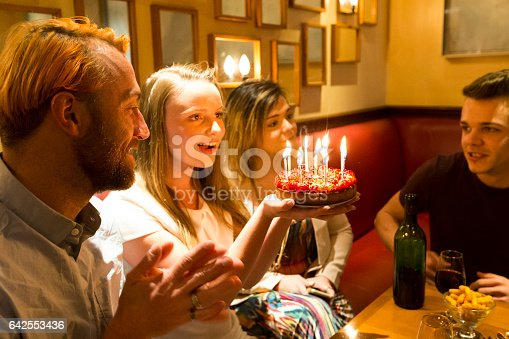 istock What a beautiful cake guys, Thank you 642553436