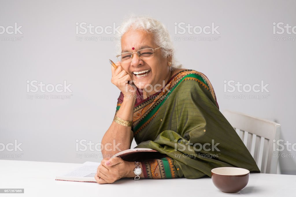 What a funny book stock photo