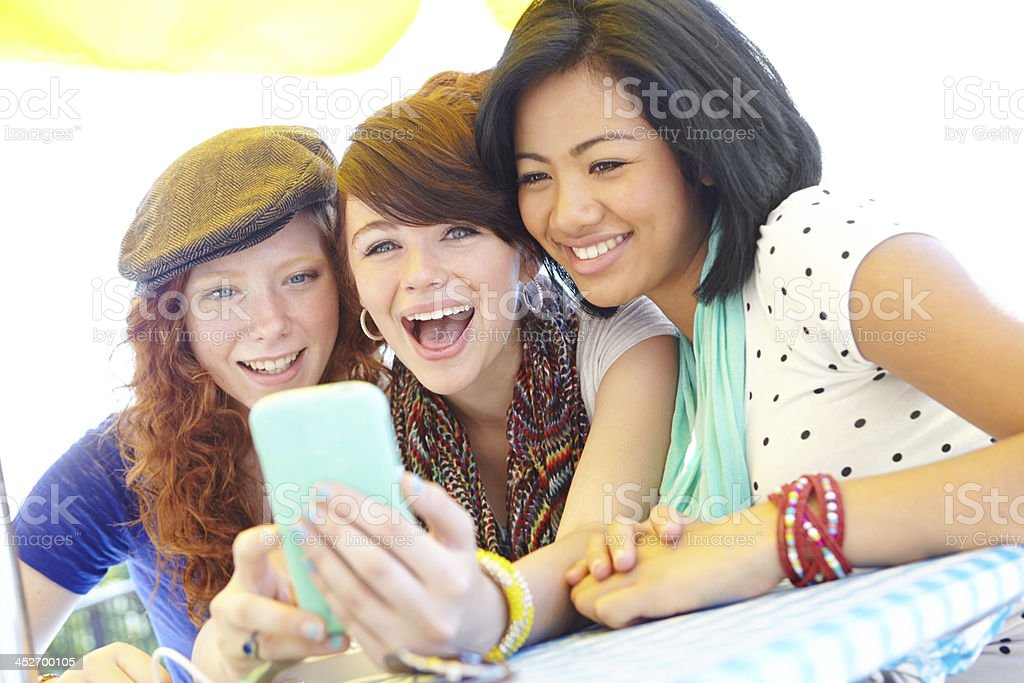 What a funny picture! stock photo