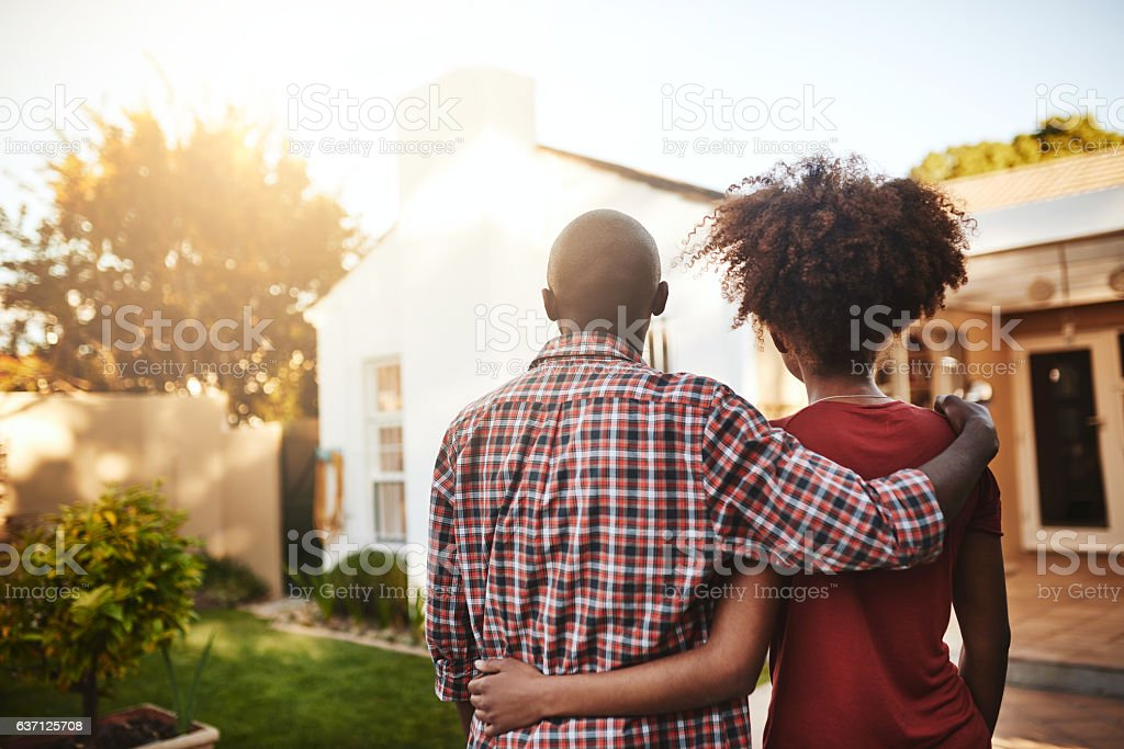 What a lovely place to call our home stock photo