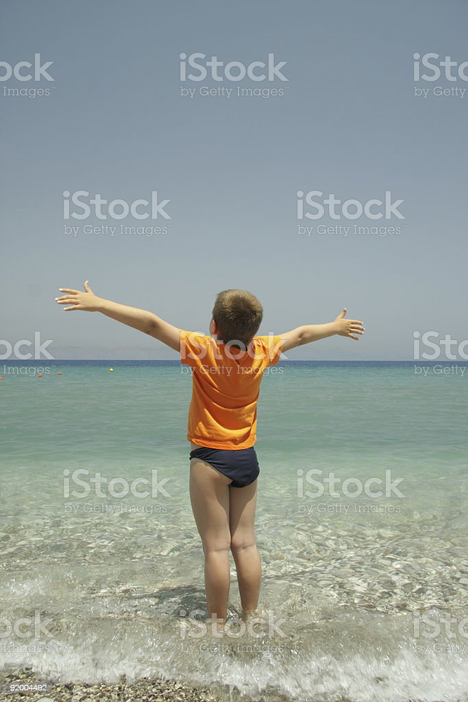 What a scope stock photo