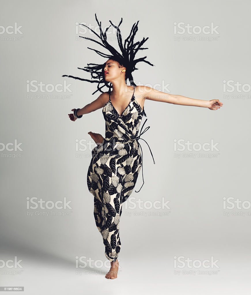 What a strange power there is in clothing stock photo